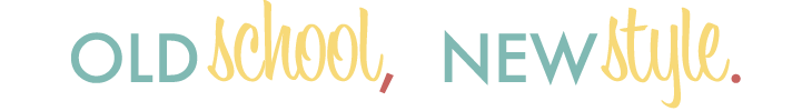 oldschool-newstyle