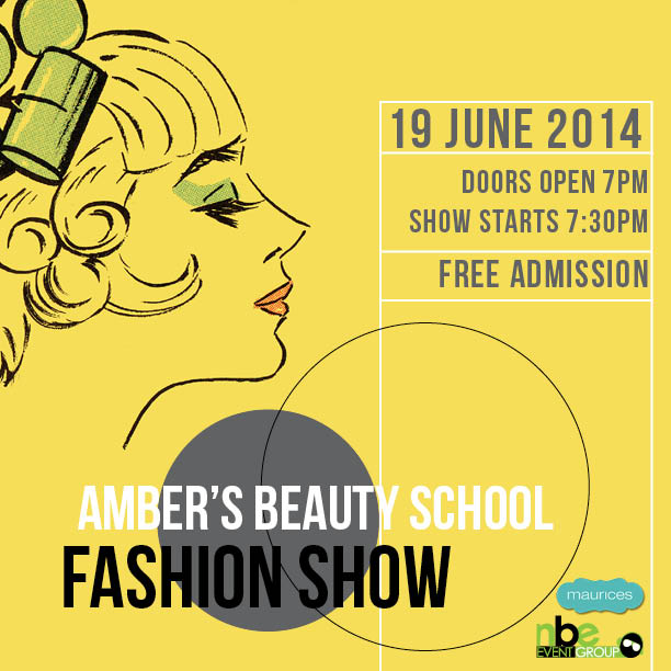 Amber's Beauty School Summer Fashion Show 2014